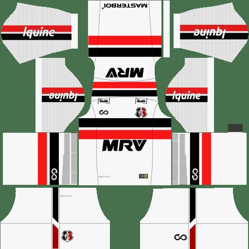 Kit-santa-cruz-dls18-away-uniforme-fora-de-casa-18-19
