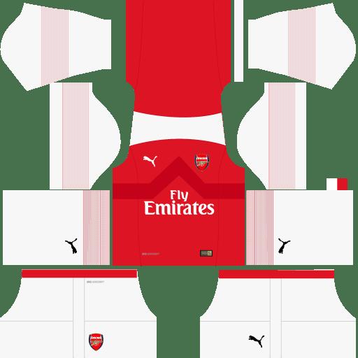 kit-Arsenal-dls-home---uniforme-casa-18-19