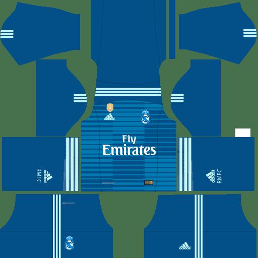 kit-Real-Madrid-dls18-home-GK--uniforme-goleiro-casa-18-19