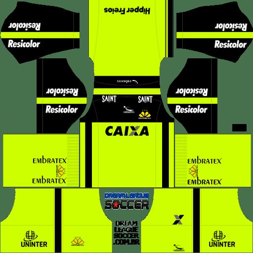 kit-criciuma-dls-home-Gk-uniforme-goleiro-casa-18-19