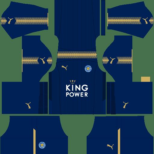 kit-leicester-city-dls18-uniforme-casa-17-18