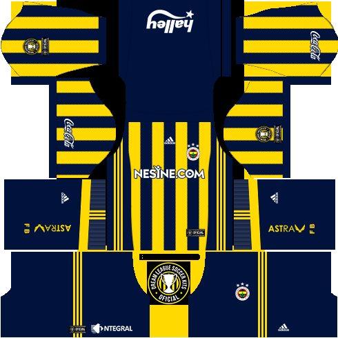 Fenerbahce Kit Url 2017-18