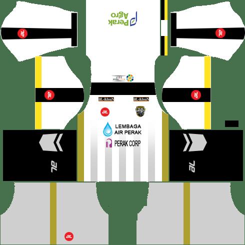 Perak Kits Away DLS 2018