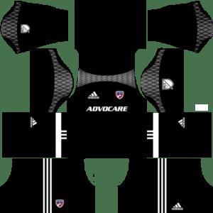 FC Dallas Goalkeeper Away Kits DLS 2018