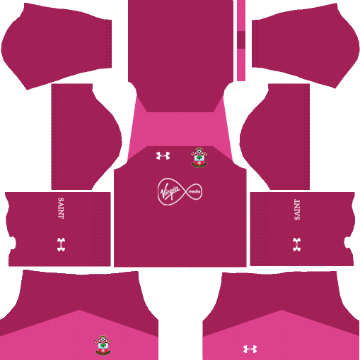 Southampton F.C. Goalkeeper Away Kits DLS 2018