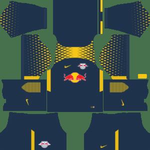 RB Leipzig Away Kits DLS 2018