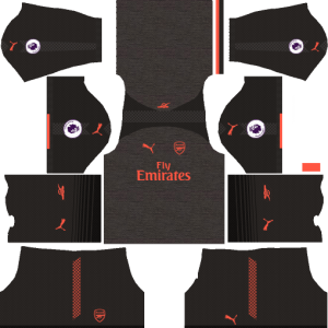 Arsenal Third Kit DLS 2018