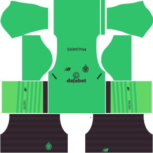 Celtic FC Third Kit DLS 2018