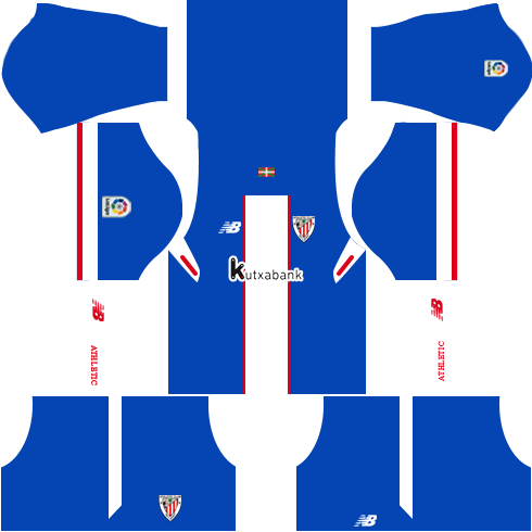 Athletic Bilbao Third Kits DLS 2018