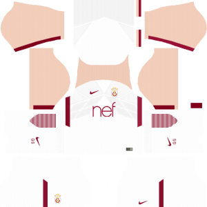 Galatasaray S.K. Away Kits DLS 2018