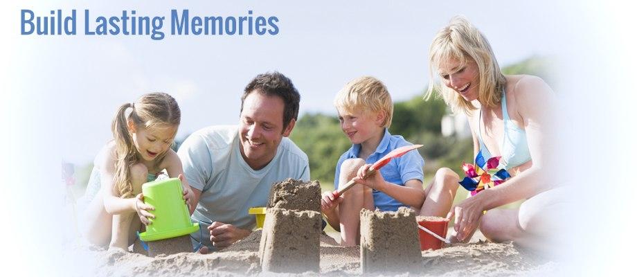 Create Lasting Memories