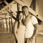 Dreamlifers Manny and Claire Viera in Cherry Grove - North Myrtle Beach