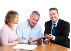 Choose a real estate agent with experience in foreclosures.