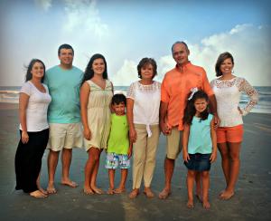 Warren family living the dream life