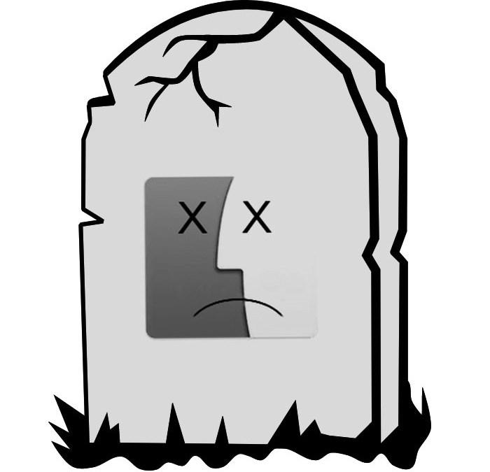 The Macintosh is dead