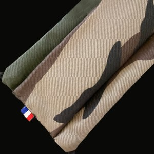 Masque en Coton – Imprimé Camouflage