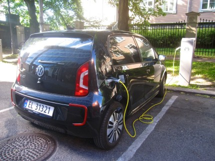 Fuel Cell Electric Car