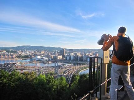 Oslo Panoramic View