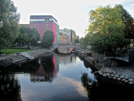 Oslo canal