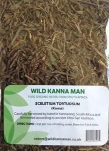 Sceletium tortuosum (Kanna)