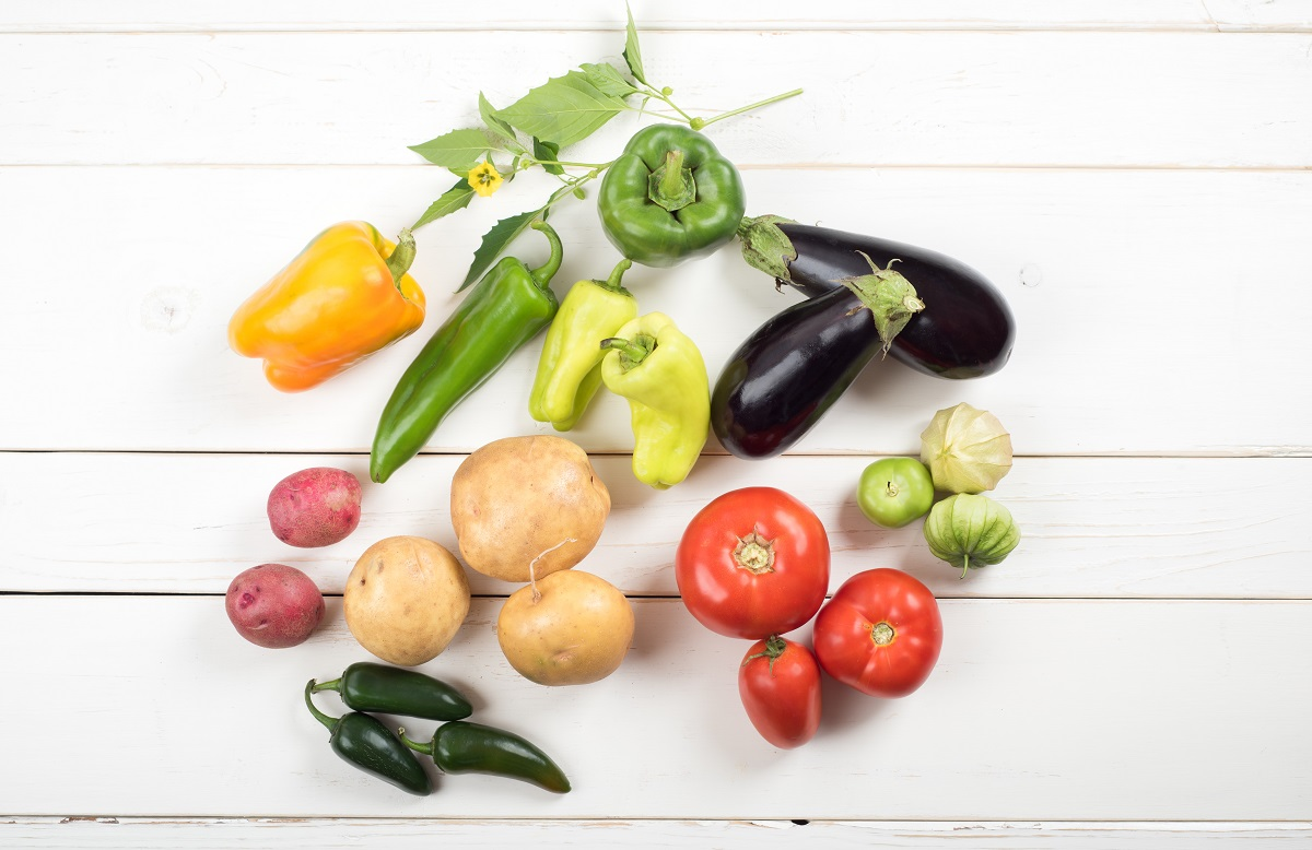 Nightshade Vegetables contain Nicotine