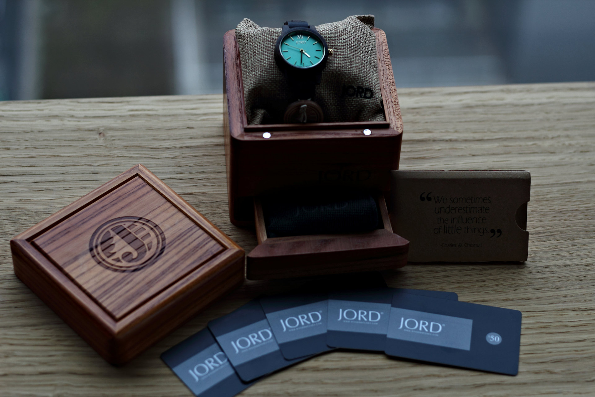 JORD Frankie 35 Watch