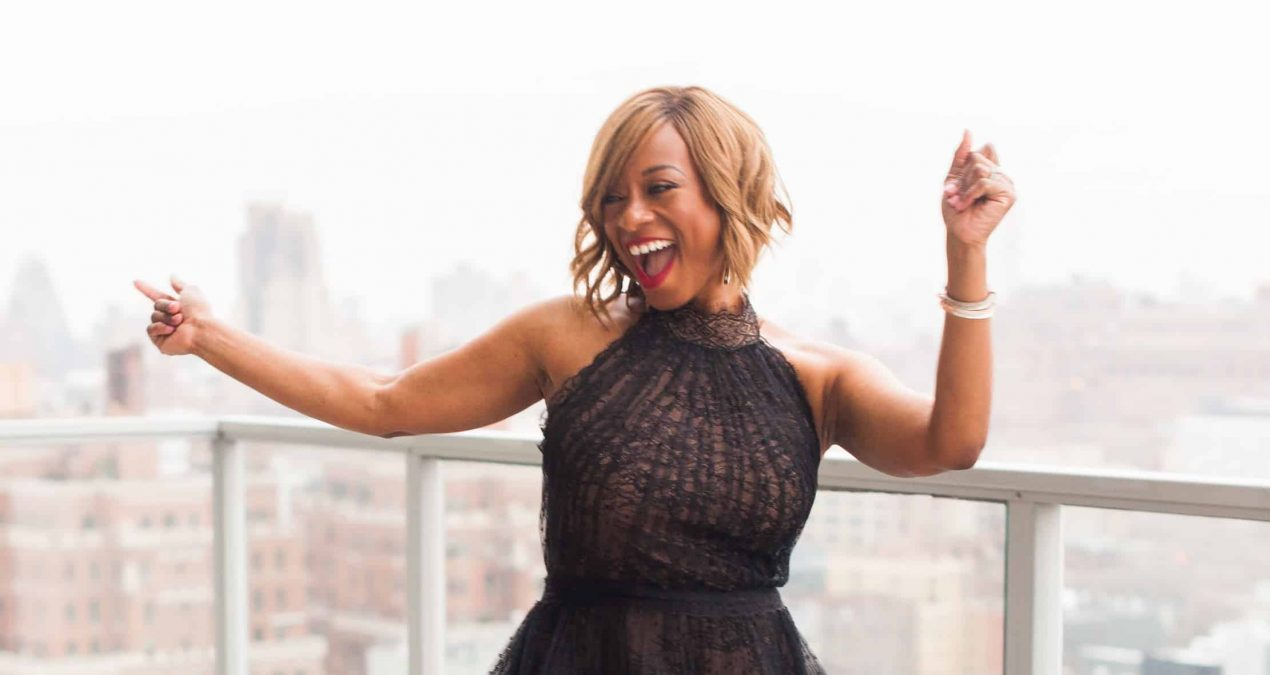 How to Expand Your Dreams and Crush Your Goals with Teneshia Warner