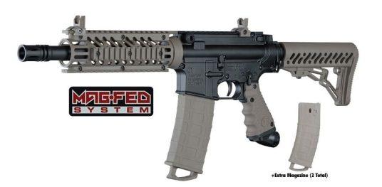 Tippmann TMC MAGFED Paintball Marker gun Review