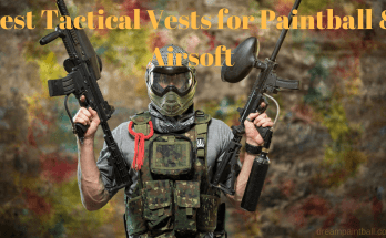 Best Tactical Vests for Paintball & Airsoft