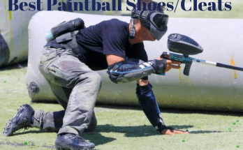 Best Paintball Shoes and Cleats