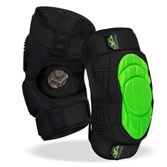 Planet Eclipse Overload HD Core Knee Pads Review