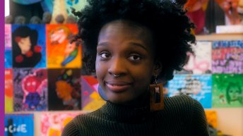 One Take Poetry Art is Home Teaser, Kayla Muldrow