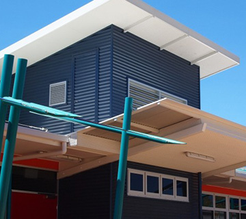 Commercial Exterior Painting in Canberra, Australia