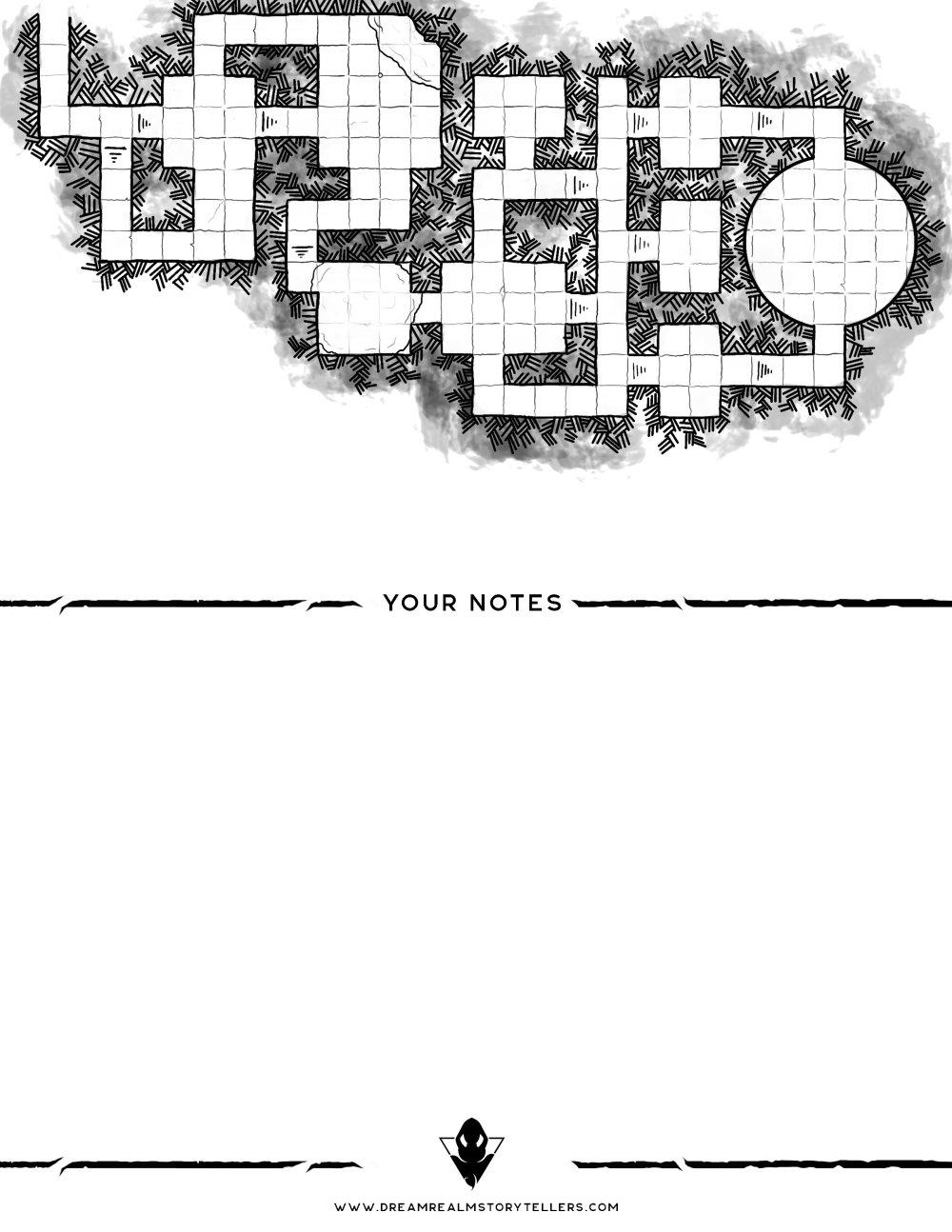 Printable Free Dungeon