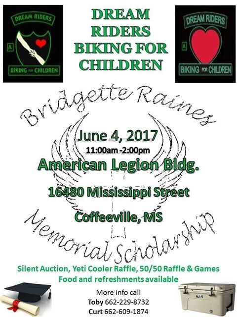 Bridgette Raines Ride