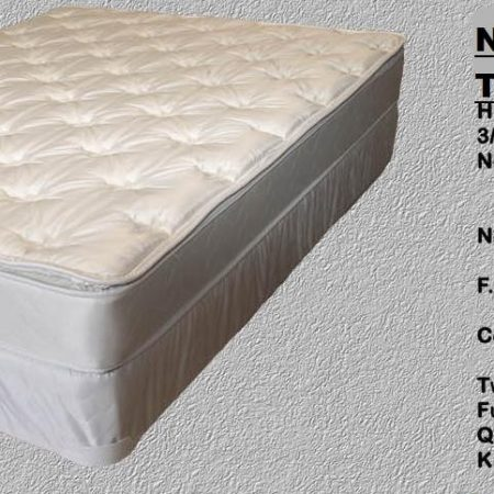 Promo Twin Pillow Top Mattress Only