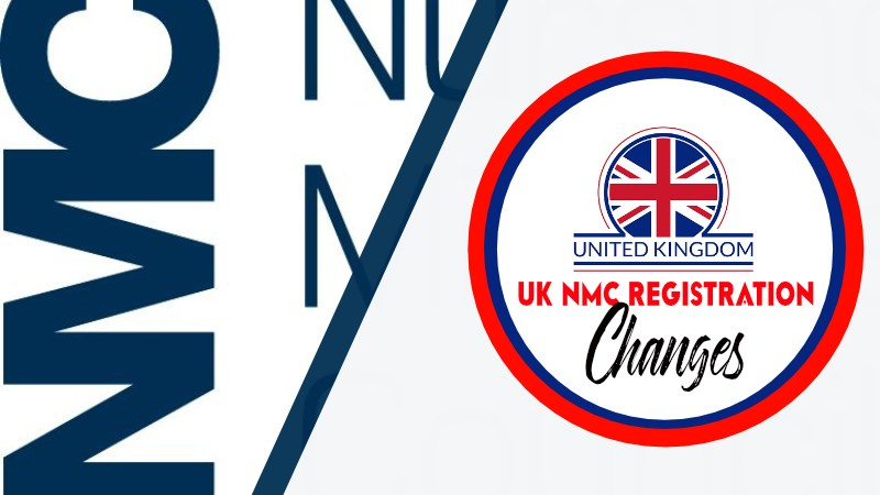 Improvement made in the UK NMC Registration