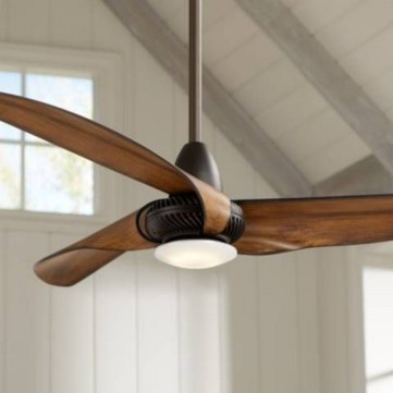 39 blade standard ceiling fan with pull chain and light kit included joss & main 25