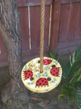 41 fun tire swing ideas to make your backyard better than the playpark 41