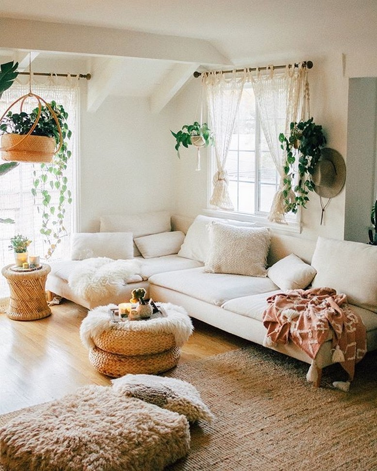 45 ideas to decorate your room with plants 11