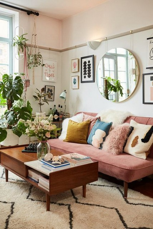 45 ideas to decorate your room with plants 15