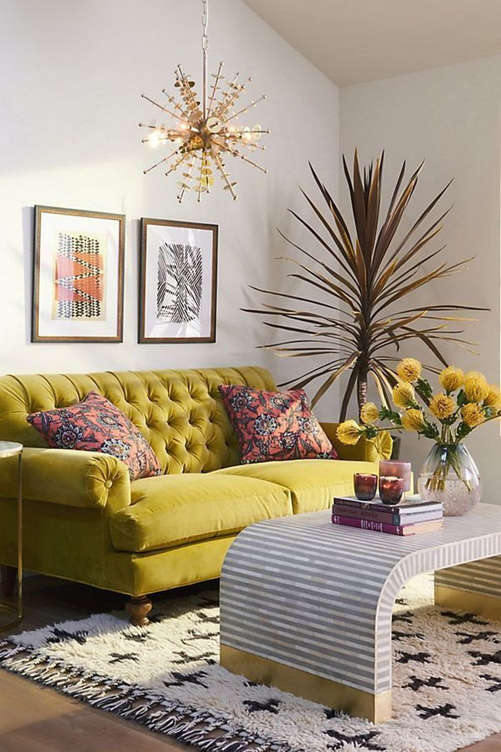 45 ideas to decorate your room with plants 26