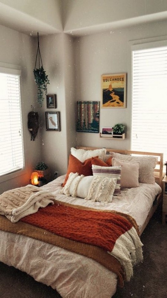 45 ideas to decorate your room with plants 43
