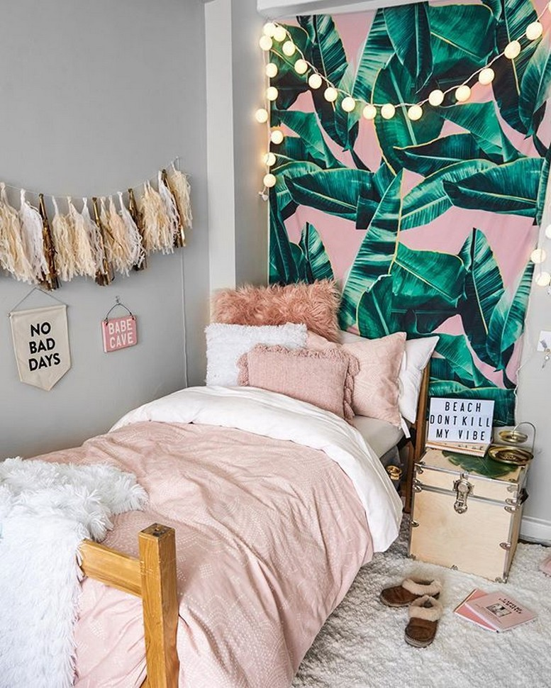 45 ideas to decorate your room with plants 44
