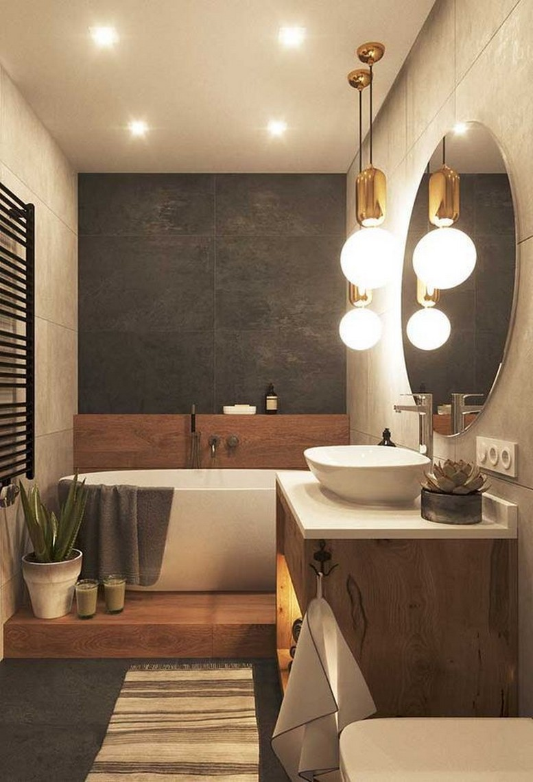 49 INSPIRING BATHROOM REMODELING IDEAS YOU NEED TO COPY IMMEDIATELY 22