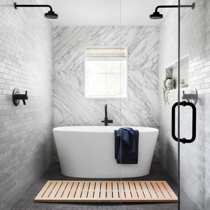 49 INSPIRING BATHROOM REMODELING IDEAS YOU NEED TO COPY IMMEDIATELY 48