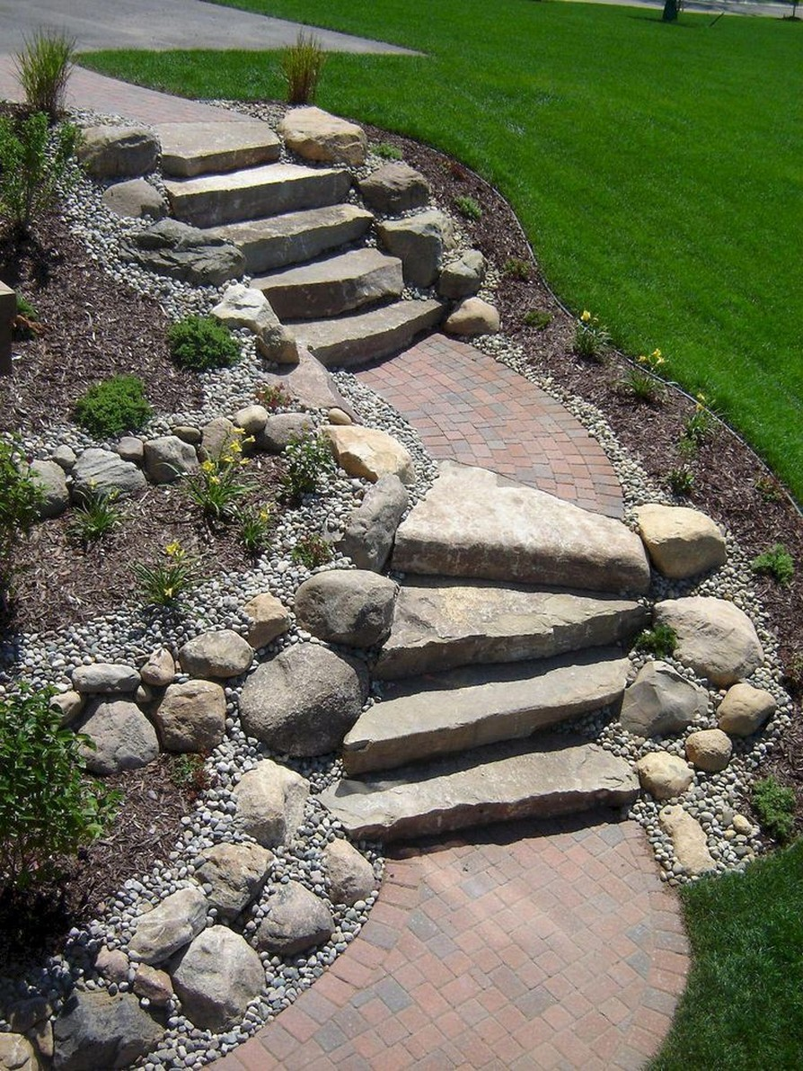 50 Trend Front Yard And Backyard Landscaping Ideas On A Budget BackyardLandscaping 13