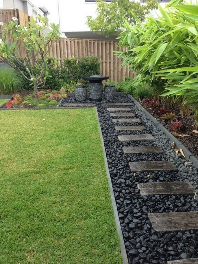 50 Trend Front Yard And Backyard Landscaping Ideas On A Budget BackyardLandscaping 21