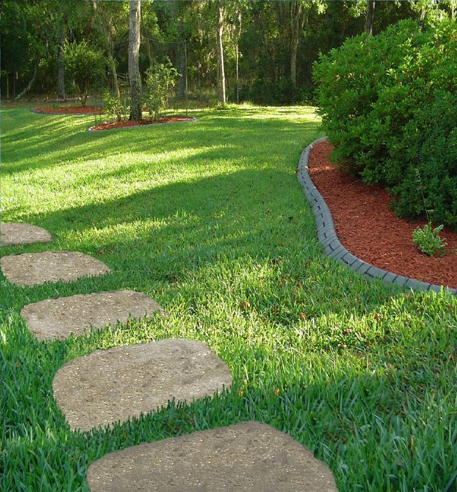 50 Trend Front Yard And Backyard Landscaping Ideas On A Budget BackyardLandscaping 41