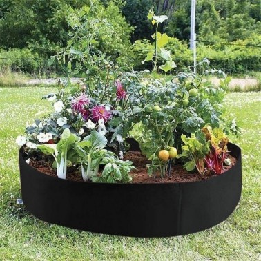 51 recycled wine bottles are the planters you didn't know you needed 41